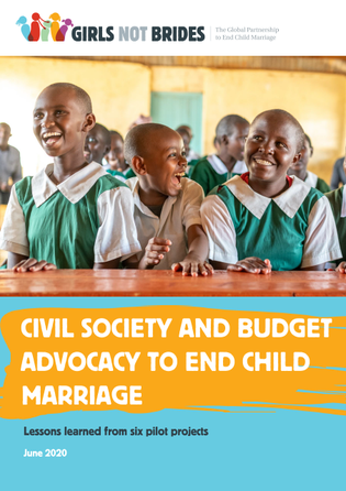 Cover_Budget Advocacy Report