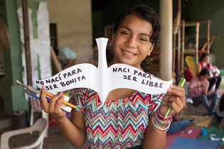Empowering indigenous girls in Oaxaca, Mexico