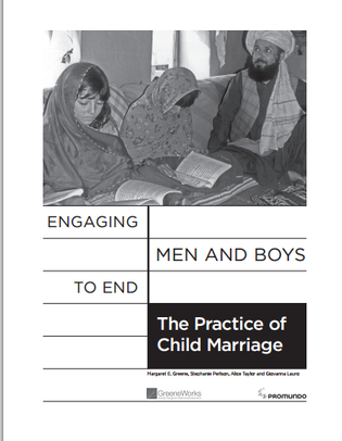 Engaging men and boys