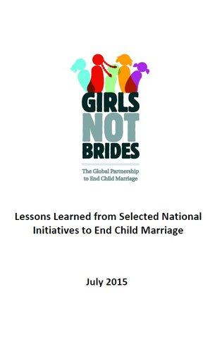 GNB report - National Partnerships
