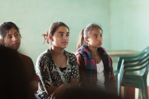 Girls attending a Plan workshop in Guatemala | Photo credit | Plan International, Mikko Toivonen