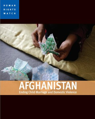HRW-Afghanistan-CM-domestic-violence