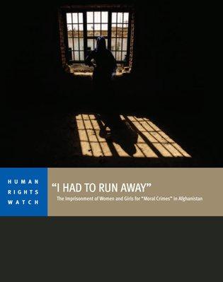 HRW-Afghanistan-run-away