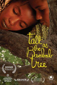 Poster of Tall as the Baobab Tree, movie about child marriage in Senegal
