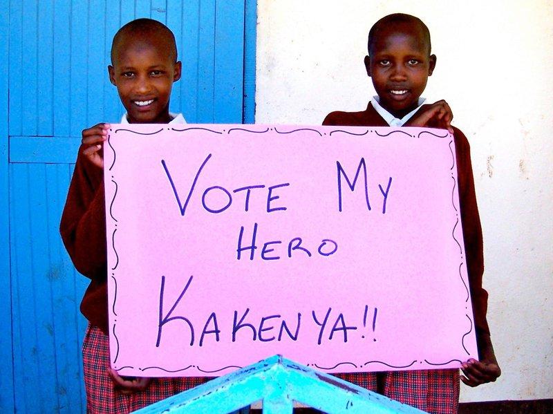 Kakenya-vote