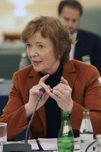 Mary Robinson - The Elders