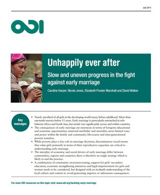 ODI - unhappily ever after