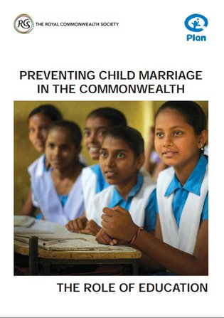 RCS and Plan UK - Commonwealth education