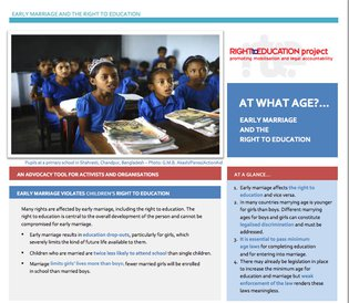 Right to Education project