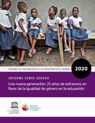 UNESCO gender equality cover ESP