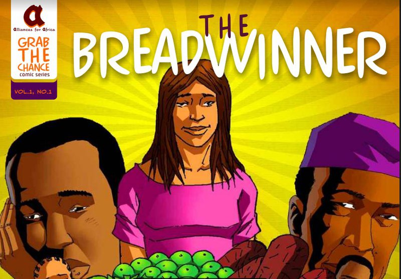 The Breadwinner tackles issues facing women and girls in Nigeria, like child marriage, violence and economic empowerment.