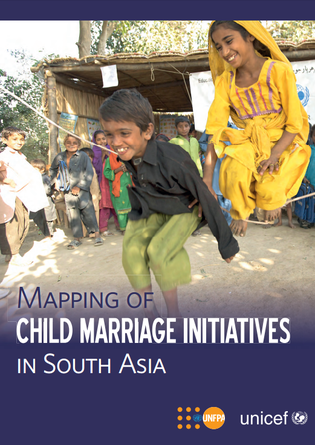 UNICEF UNFPA - Mapping initiatives South Asia