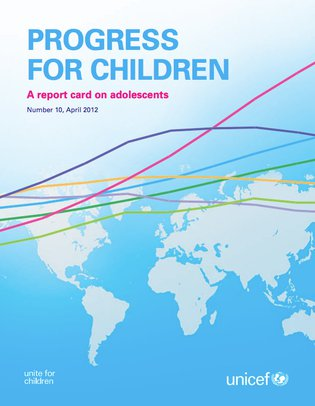 UNICEF report card 2012