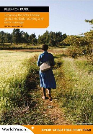 World Vision UK - FGM and EM
