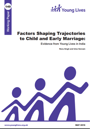 Young lives - factors shaping trajectories CEFM - may 2016