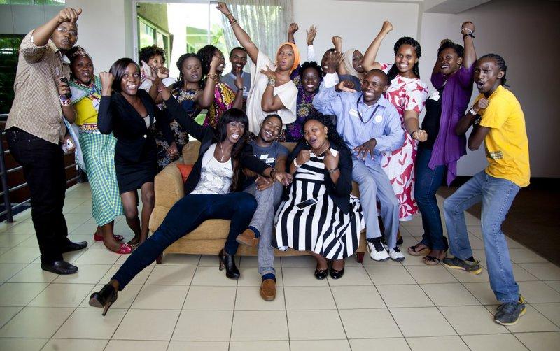 Youth photo taken at African Girls Summit 2015 | Photo credit: Girls Not Brides