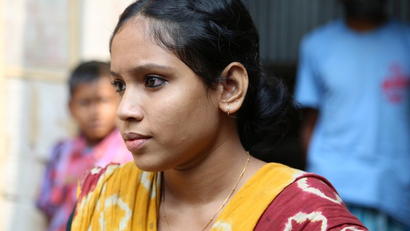 Poor girl for marriage in india