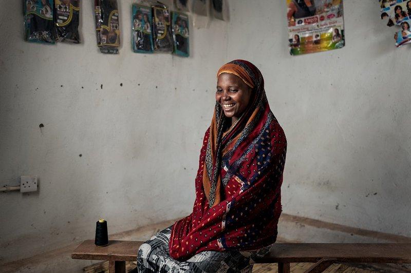 Yelina girl child marriage entrepreneur