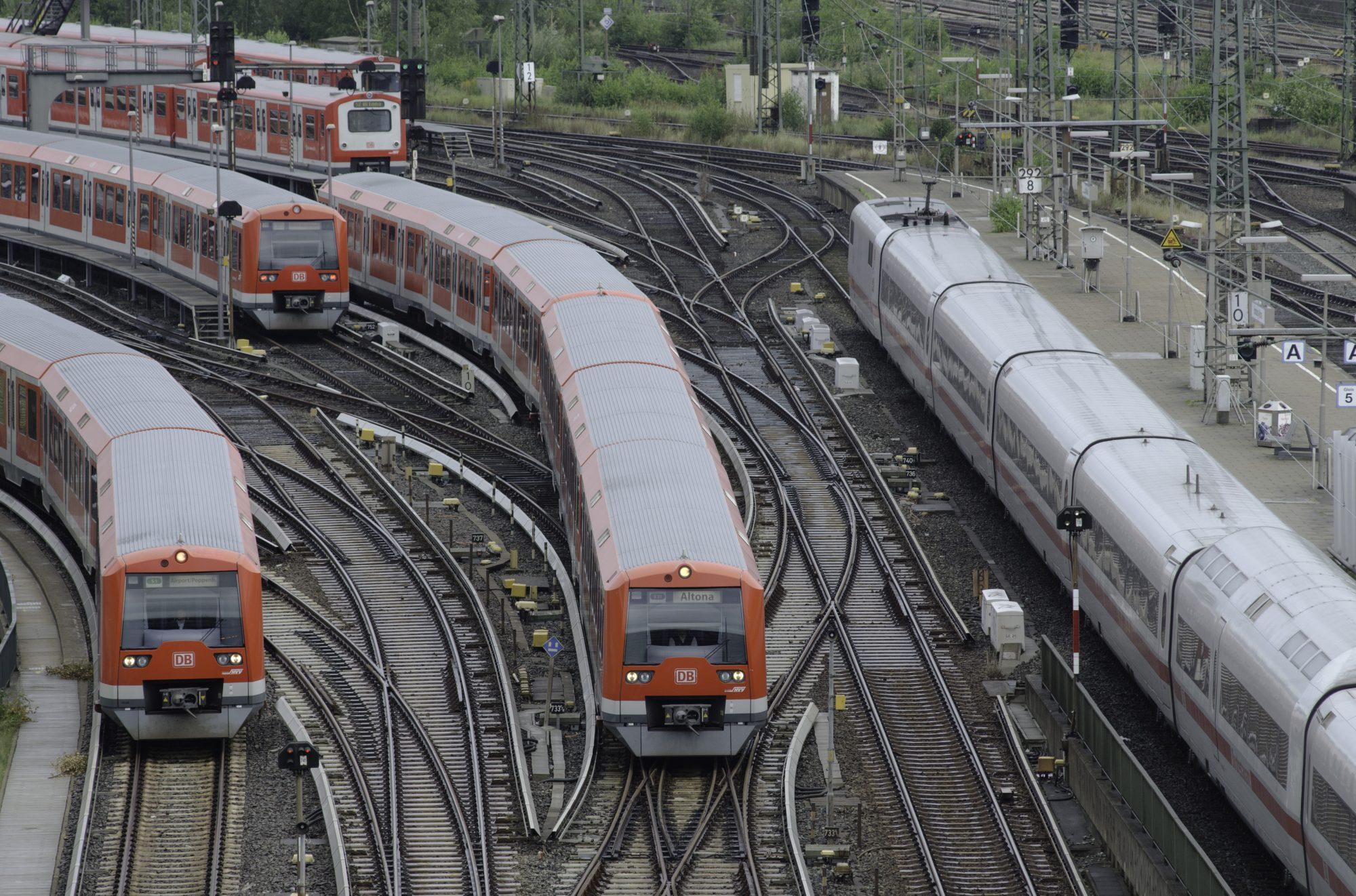 Hamburg S Bahn Looks To Driverless Future Global Rail News
