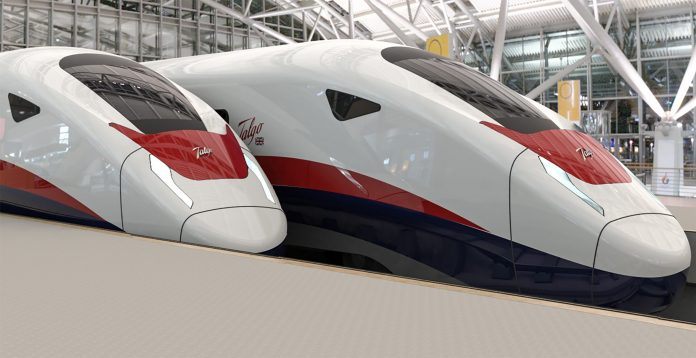 Talgo is aiming to build the