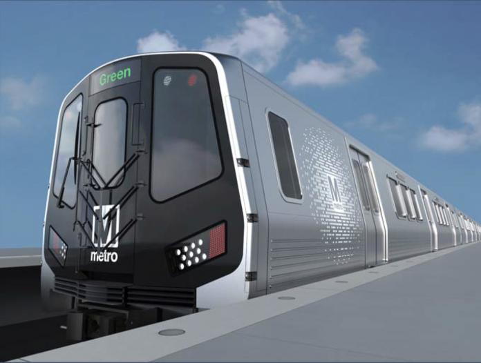 Photo: Washington Metropolitan Area Transit Authority.