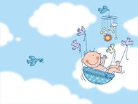 К рождению ребёнка