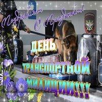 День транспортной полиции России поздравление