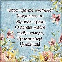 Картинка доброе утро хорошего дня цветы