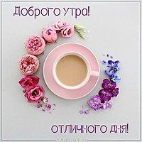 Картинка доброе утро отличного дня пожелание