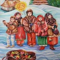 Картинка коляда для детей
