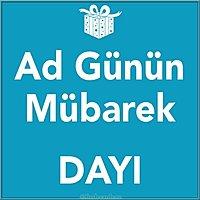 Картинка с днем рождения на азербайджанском