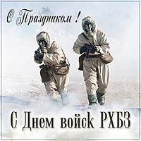 Картинка с днем войск РХБЗ