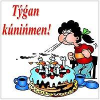 Казахская открытка с днем рождения