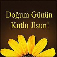 Красивая картинка с днем рождения на турецком