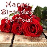 Открытка happy birthday to you