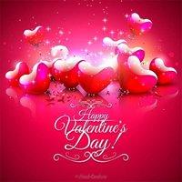 Открытка на с днем Валентина на английском