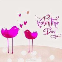 Открытка на валентинов день на английском