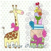 Открытка с днем рождения малыша