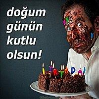Открытка с днем рождения мужчине на турецком