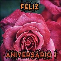 Открытка с днем рождения на португальском языке