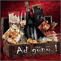 Открытка с днем рождения по азербайджански мужчине