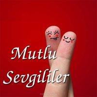 Открытка с днем Валентина на турецком языке