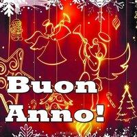 Открытка с новым годом на итальянском