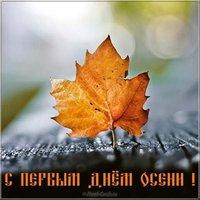 Первый день осени 1 сентября картинка