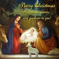 Поздравительная открытка с рождеством на английском