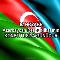 Поздравление с днем конституции Азербайджана