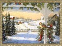 Прекрасного зимнего утро