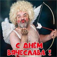Прикольная картинка с днем Вячеслава