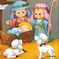 Рождество рисунок открытка