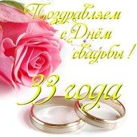 Свадьба 33 открытка